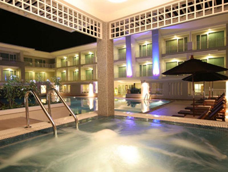 แคนทารี โคราช(Kantary Hotel Korat)